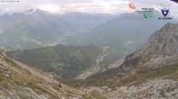 Alpine hut Albani at 1.939 meter above sealevel