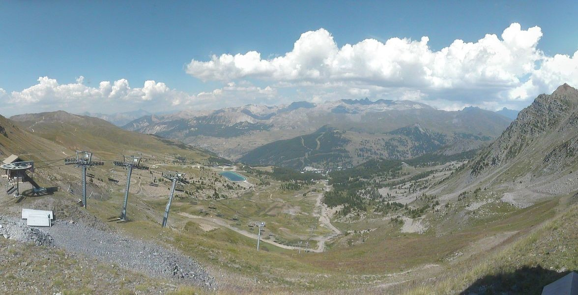 Webcam Col De Cr 233 Voux Cr 233 Voux 2483 M Hautes Alpes