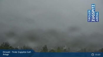 """""""Tiroler Zugspitze"""" - golf course"""
