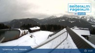 "Archiv Foto Webcam Hüttendorf ""Almwelt-Austria"" 07:00"