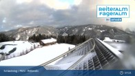 "Archiv Foto Webcam Hüttendorf ""Almwelt-Austria"" 01:00"