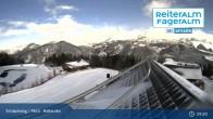 "Archiv Foto Webcam Hüttendorf ""Almwelt-Austria"" 03:00"