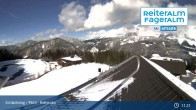 "Archiv Foto Webcam Hüttendorf ""Almwelt-Austria"" 05:00"