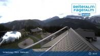 "Archiv Foto Webcam Hüttendorf ""Almwelt-Austria"" 15:00"