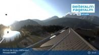 "Archiv Foto Webcam Hüttendorf ""Almwelt-Austria"" 13:00"