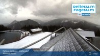 "Archiv Foto Webcam Hüttendorf ""Almwelt-Austria"" 19:00"