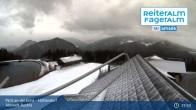 "Archiv Foto Webcam Hüttendorf ""Almwelt-Austria"" 23:00"