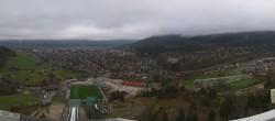 Archiv Foto Webcam Olympiaschanze in Garmisch-Partenkirchen, Vierschanzentournee 08:00