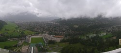Archived image Webcam Garmisch-Partenkirchen - Great Olympic Hill of the ski stadium 06:00