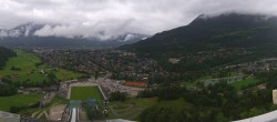 Archived image Webcam Garmisch-Partenkirchen - Great Olympic Hill of the ski stadium 08:00