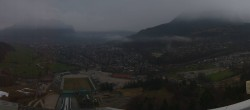 Archiv Foto Webcam Olympiaschanze in Garmisch-Partenkirchen 00:00