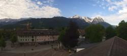 Archiv Foto Webcam Kongresshaus Garmisch-Partenkirchen 00:00