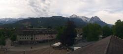 Archiv Foto Webcam Kongresshaus Garmisch-Partenkirchen 02:00