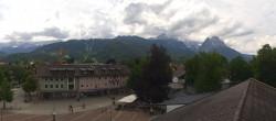 Archiv Foto Webcam Kongresshaus Garmisch-Partenkirchen 04:00