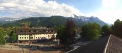 Archiv Foto Webcam Kongresshaus Garmisch-Partenkirchen 10:00