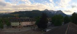 Archiv Foto Webcam Kongresshaus Garmisch-Partenkirchen 12:00