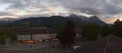Archiv Foto Webcam Kongresshaus Garmisch-Partenkirchen 14:00