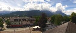 Archiv Foto Webcam Kongresshaus Garmisch-Partenkirchen 06:00
