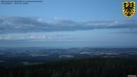 Archiv Foto Webcam Naturpark Steinwald im Fichtelgebirge 22:00