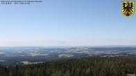 Archiv Foto Webcam Naturpark Steinwald im Fichtelgebirge 02:00