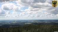 Archiv Foto Webcam Naturpark Steinwald im Fichtelgebirge 04:00