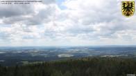 Archiv Foto Webcam Naturpark Steinwald im Fichtelgebirge 06:00