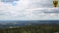 Archiv Foto Webcam Naturpark Steinwald im Fichtelgebirge 08:00