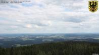 Archiv Foto Webcam Naturpark Steinwald im Fichtelgebirge 10:00