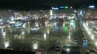 Archiv Foto Webcam Joensuu - Marktplatz 23:00