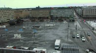 Archiv Foto Webcam Joensuu - Marktplatz 09:00