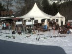 Archiv Foto Webcam St. Moritz Corvatsch: Hossa Bar 08:00