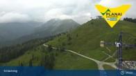 Archiv Foto Webcam Schladming - Bergstation Planaibahn 03:00