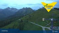 Archived image Webcam Schladming - Top Station Planai Gondola 19:00