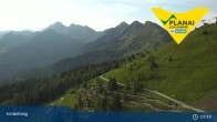 Archived image Webcam Schladming - Top Station Planai Gondola 01:00