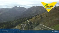 Archived image Webcam Schladming - Top Station Planai Gondola 03:00