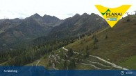 Archived image Webcam Schladming - Top Station Planai Gondola 07:00