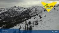 Archiv Foto Webcam Schladming - Bergstation Planaibahn 05:00