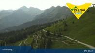 Archiv Foto Webcam Schladming - Bergstation Planaibahn 13:00