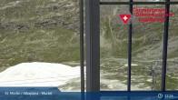 Archived image Webcam Corvatsch middle station Murtel 09:00