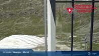 Archived image Webcam Corvatsch middle station Murtel 11:00