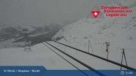 Archived image Webcam Corvatsch middle station Murtel 05:00