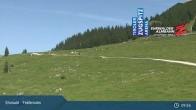 Archiv Foto Webcam Feldernalm in Ehrwald 03:00