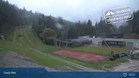 Archived image Webcam Špindlerův Mlýn (Turistická) 13:00
