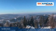 Archived image Webcam The top of Tanvaldský Špičák 03:00