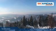 Archived image Webcam The top of Tanvaldský Špičák 05:00