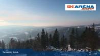 Archived image Webcam The top of Tanvaldský Špičák 07:00