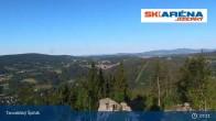 Archived image Webcam The top of Tanvaldský Špičák 01:00