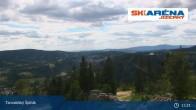 Archived image Webcam The top of Tanvaldský Špičák 09:00