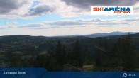 Archived image Webcam The top of Tanvaldský Špičák 11:00