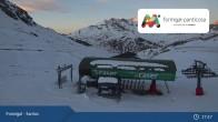 Archiv Foto Webcam Pico Tres Hombres (2276 m) - Formigal 19:00